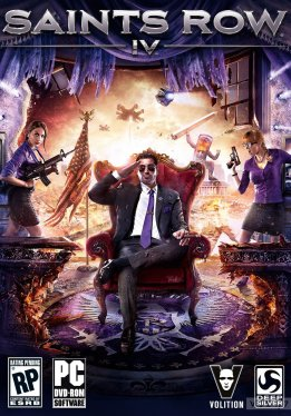 Saints Row IV : Game of the Century Edition